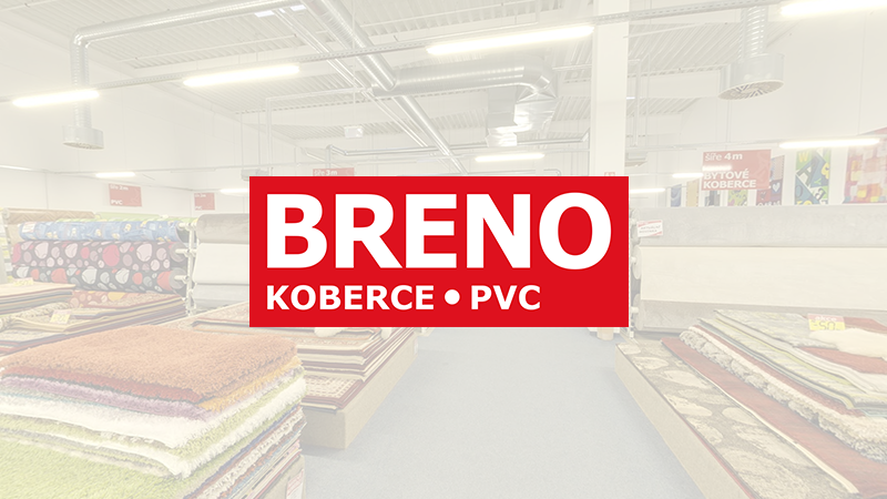 Koberce Breno Ostrava